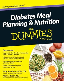 Toby Smithson's Book: Diabetes Meal Planning & Nutrition